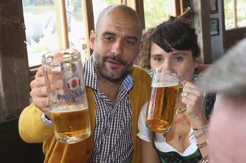 «Бавария» повеселилась наОктоберфесте