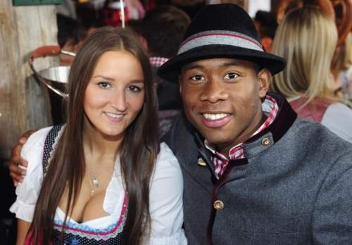 «Бавария» отметила «Октоберфест»