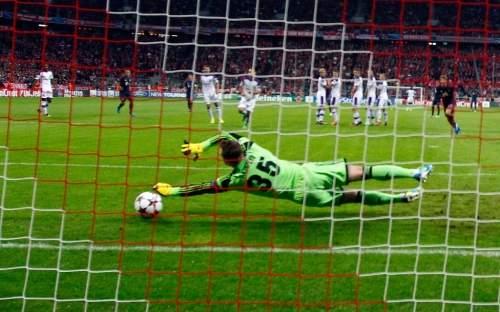 «Бавария» разгромила ЦСКА в Лиге чемпионов