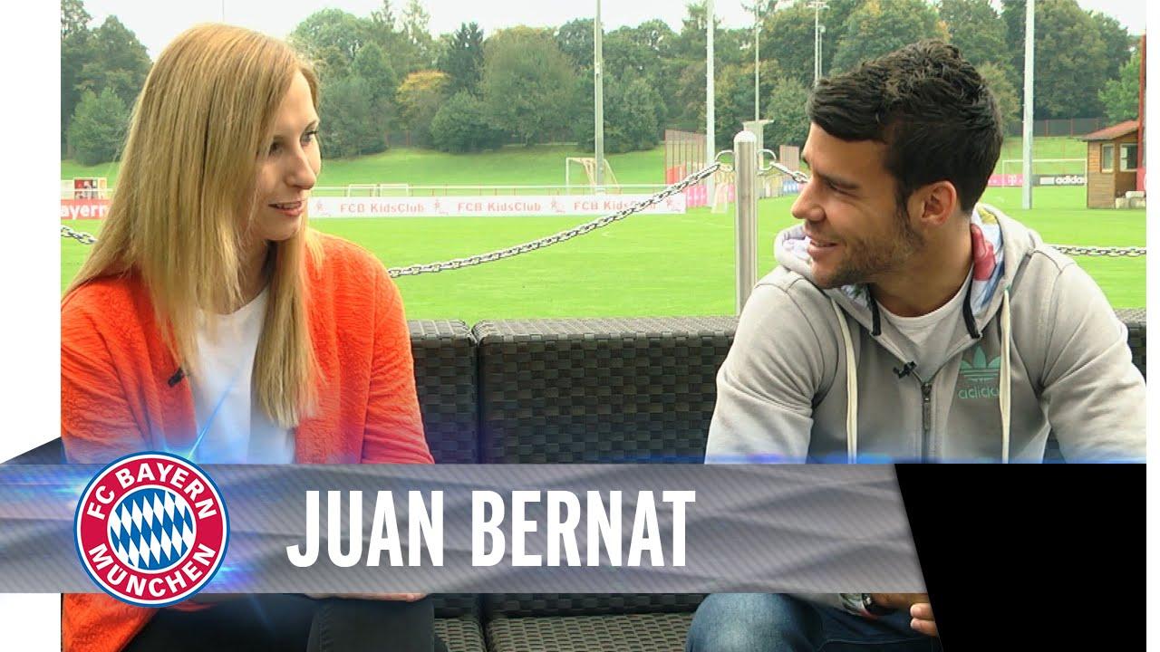 Entrevista a Juan Bernat