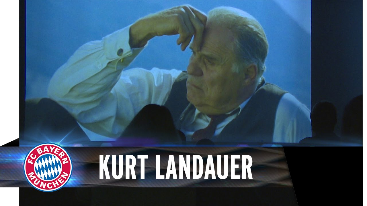 """Landauer - Der Präsident"" Preview in der FCB-Erlebniswelt"