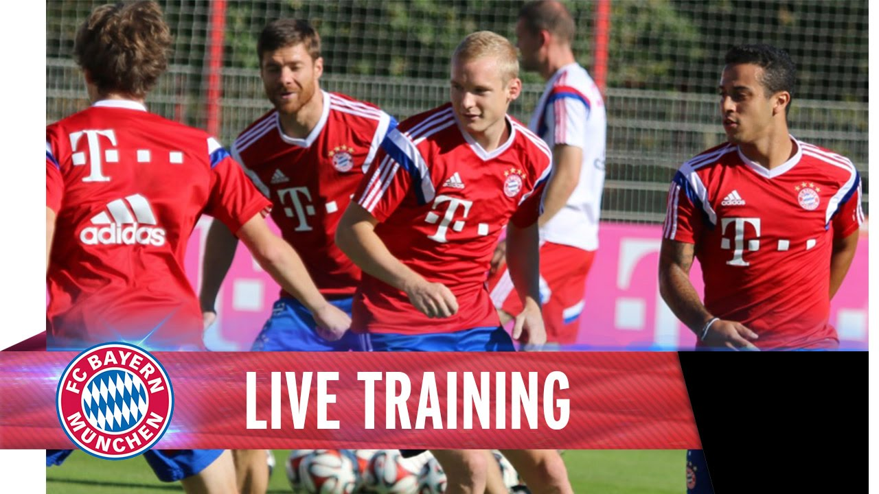 ReLIVE Team Training with Thiago