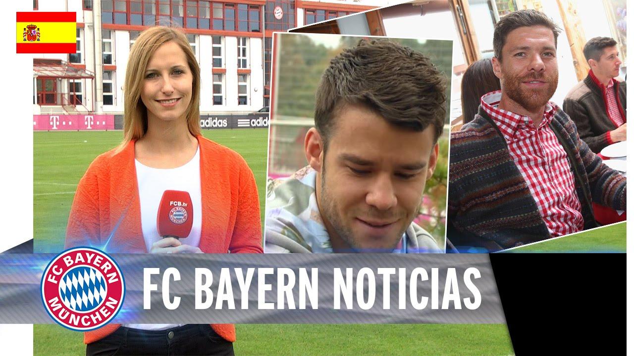 Lo más nuevo del FC Bayern Múnich en español