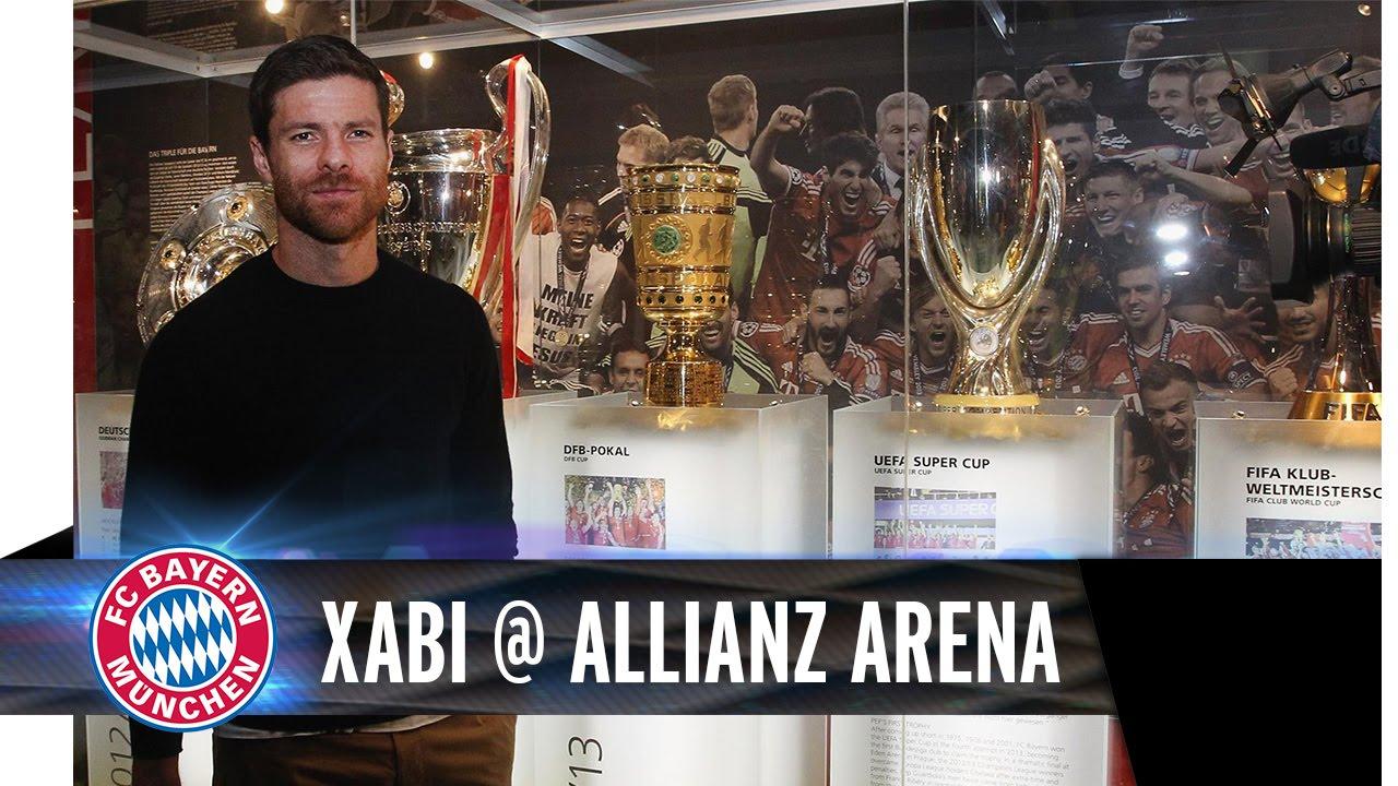 Xabi @ Allianz Arena