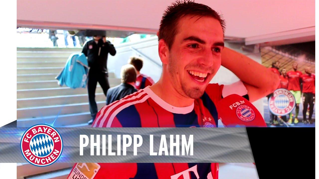 Flash Interview Philipp Lahm