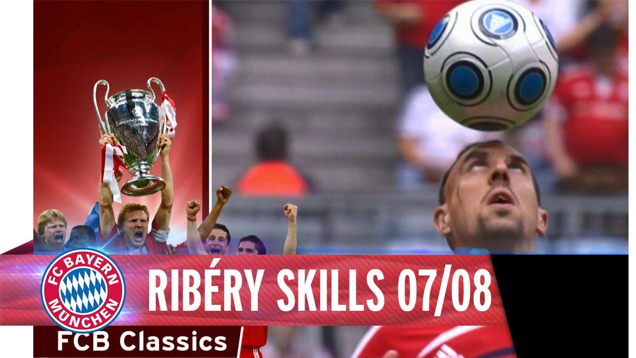 Ribéry skills 2007/2008