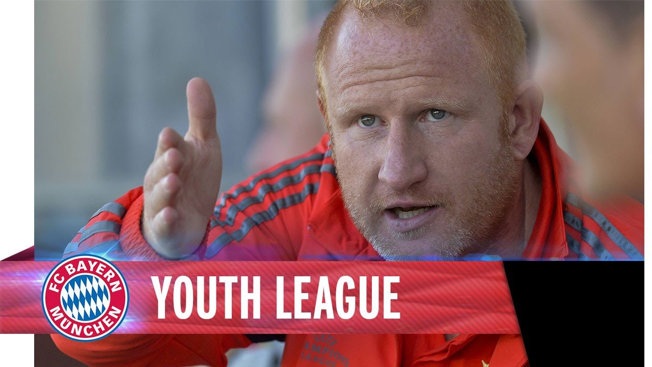 UEFA Youth League FC Bayern 3 - 2 AS Rom