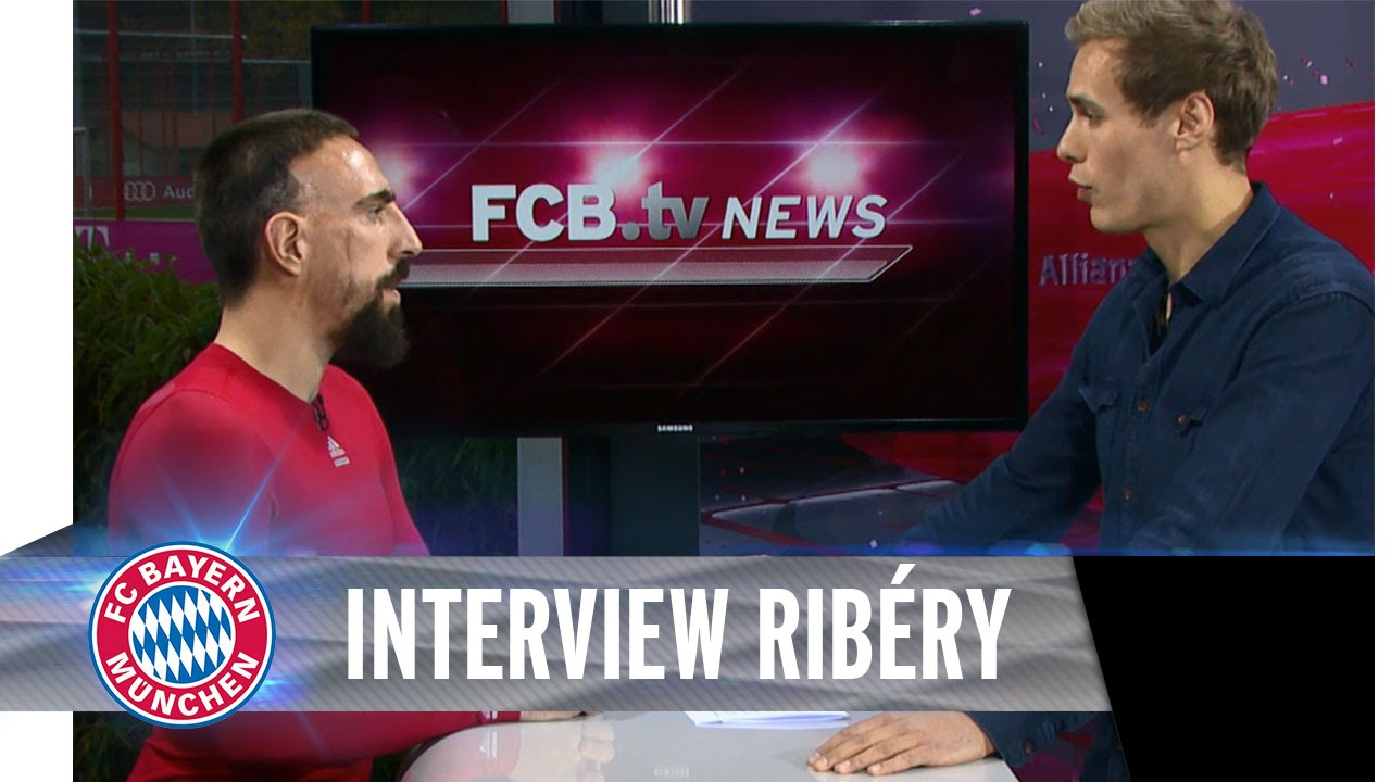 "Ribéry: ""Great relationship with the fans"""