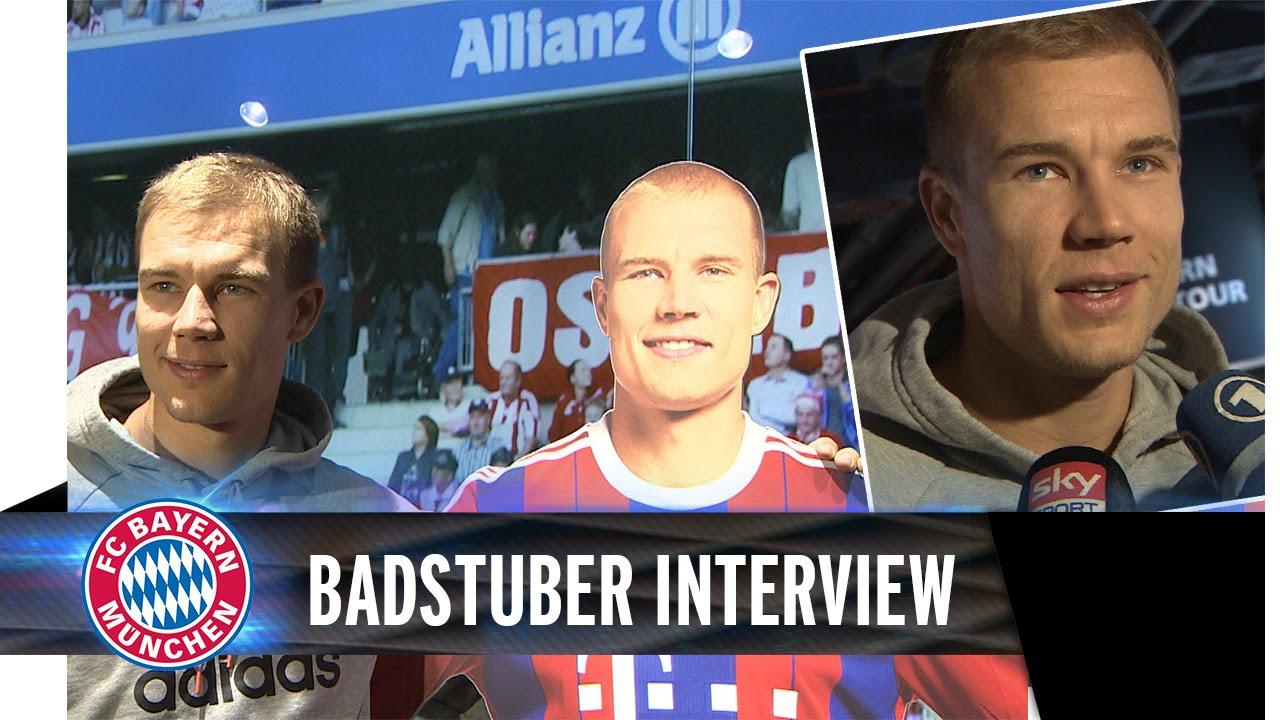 Holger Badstuber im Interview