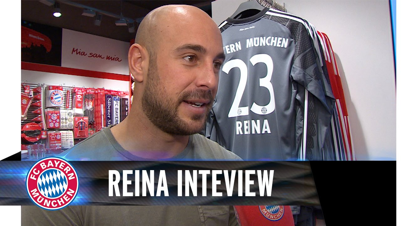 "Reina ""can't wait to come back"""