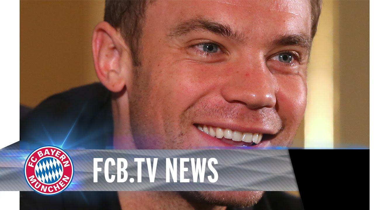 Neuer als Weltfußballer nominiert