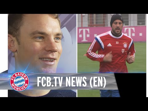 Neuer nominated for Ballon D'Or