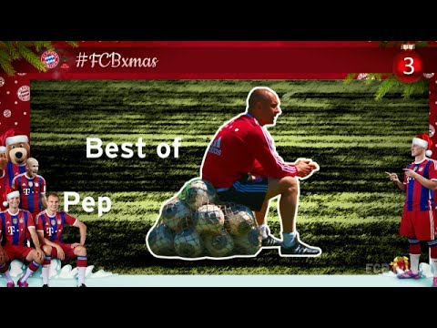 #FCBxmas - 3: Best of Pep