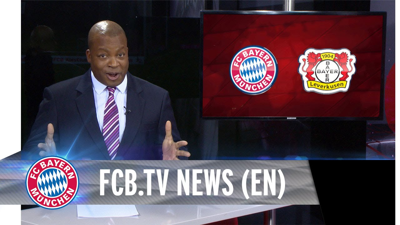 Bayern Ready for Bundesliga Top Match Against Bayer Leverkusen