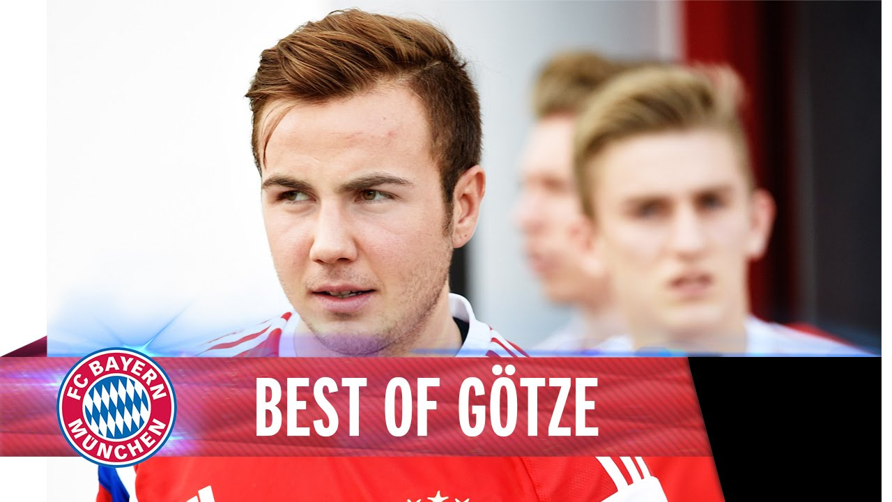 Amazing Skills & Goals by Mario Götze