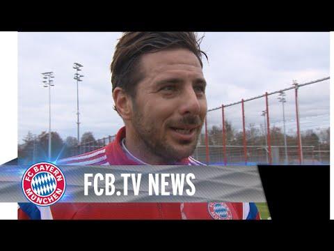 Pizarro ist zurück - Fokus auf Augsburg
