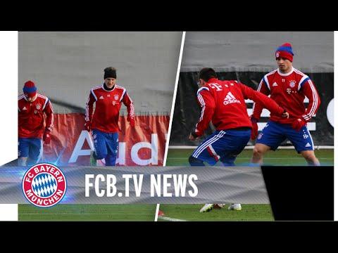 FC Bayern vor dem Derby in Augsburg