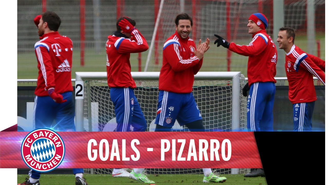 Amazing Goals by Claudio Pizarro