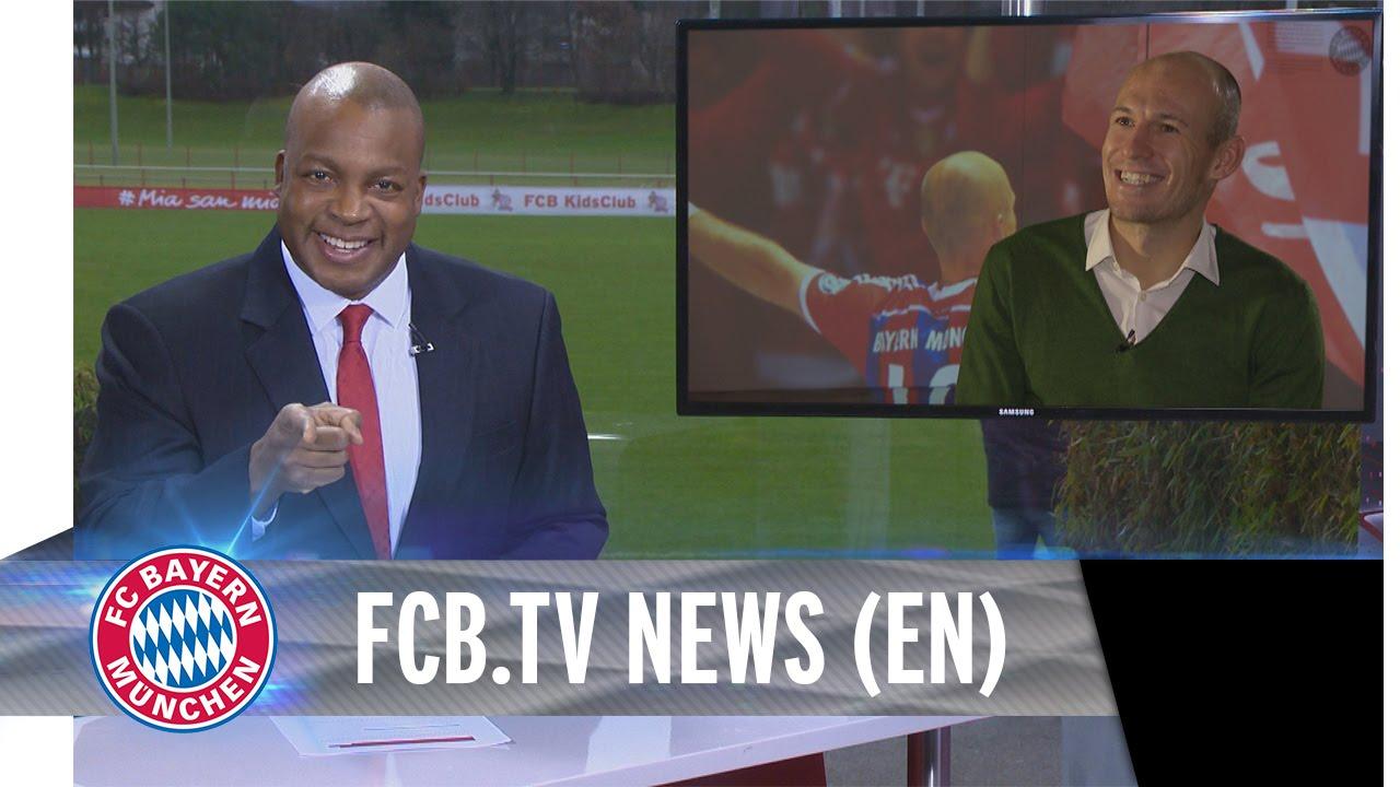 Congrats to Robben