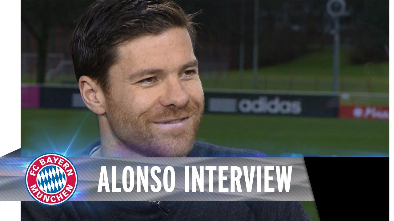 Xabi Alonso - erstes deutsches Interview