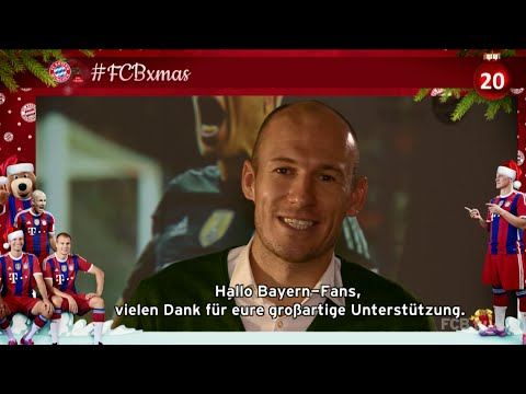 #FCBxmas - 20: Robben Quiz