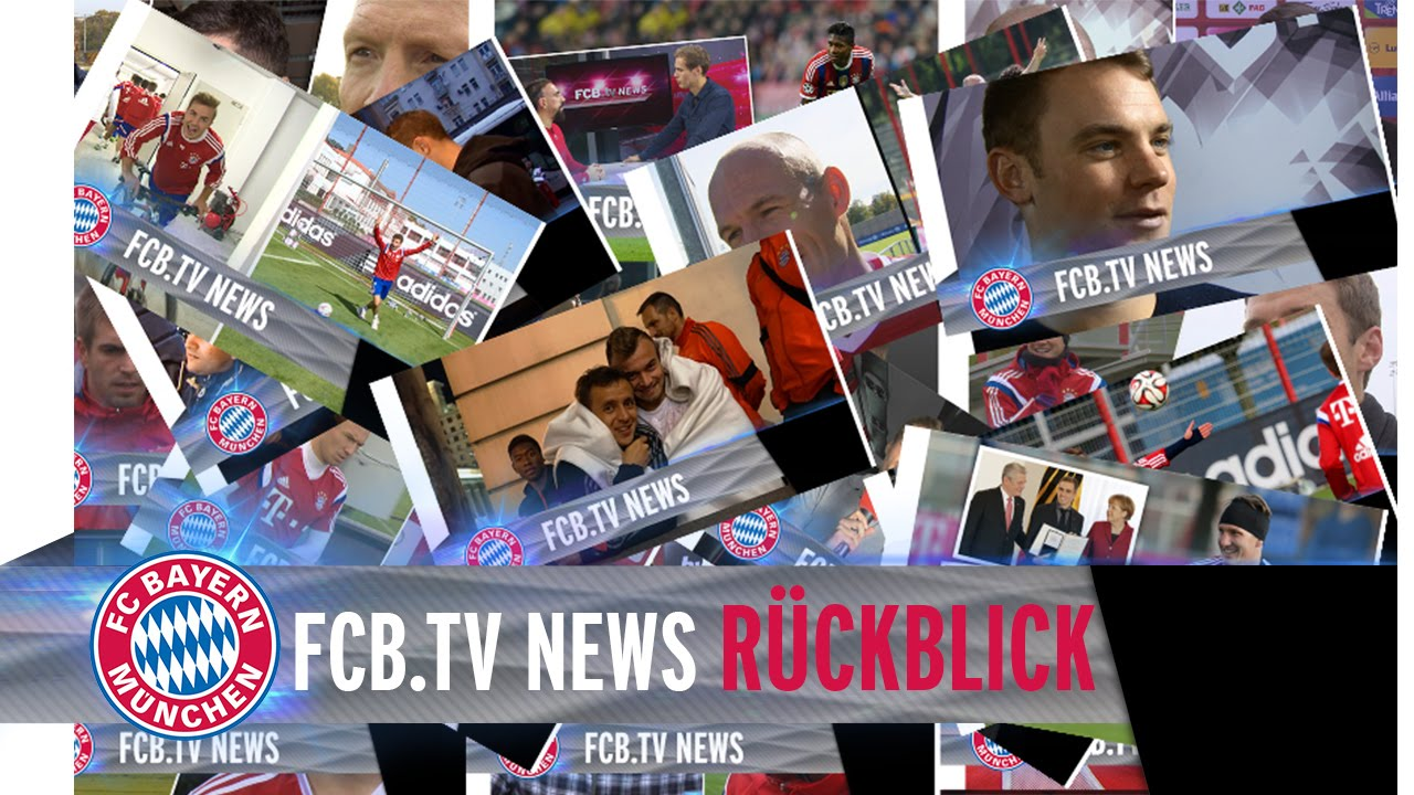 FCB.tv News Jahresrückblick