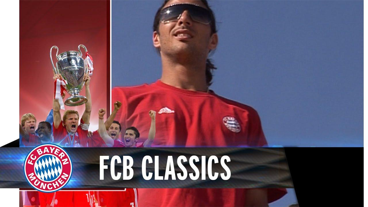 FC Bayern Wüstentour in Dubai