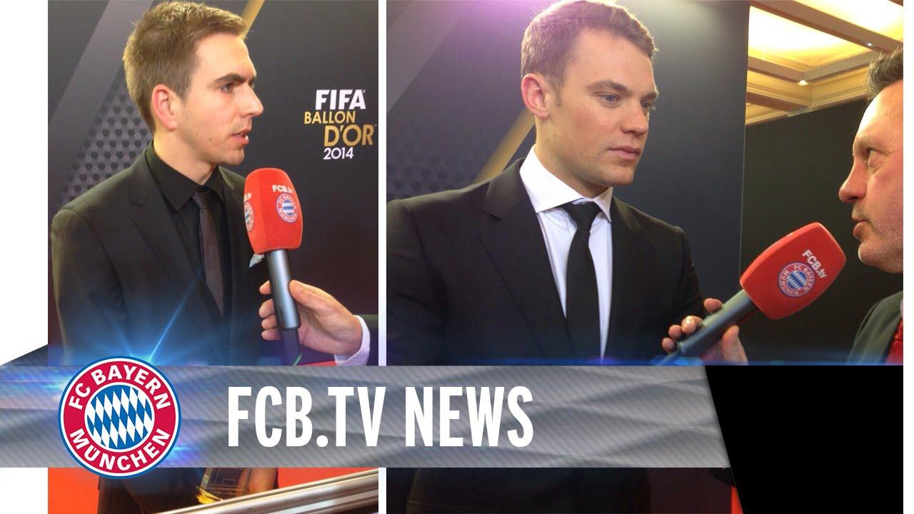 Reaktionen von der Weltfußballer-Gala