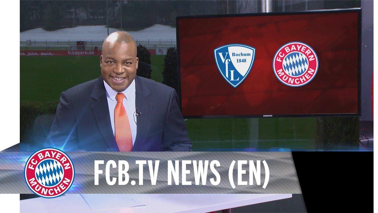 Bayern gear up for last friendly