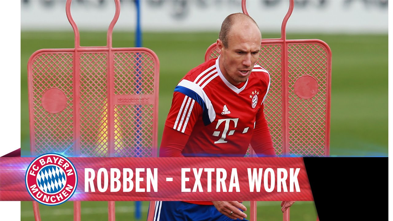 That's why Robben is who he is!