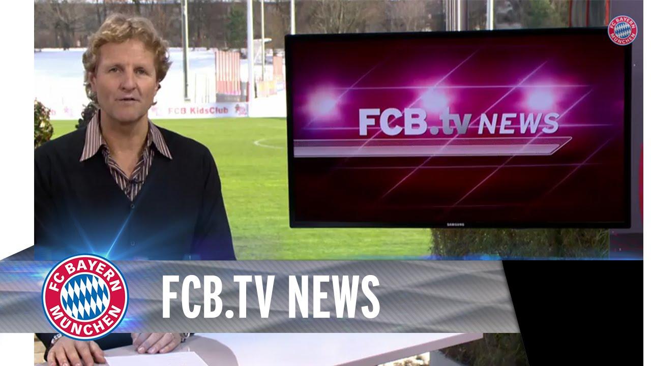 Müller & Co. legen Fokus auf Schalke - die FCB.tv News am 01.02.2015