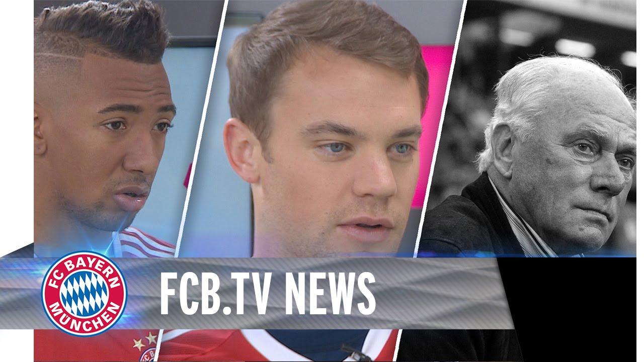 FCB nach Schalke, Trauer um Udo Lattek