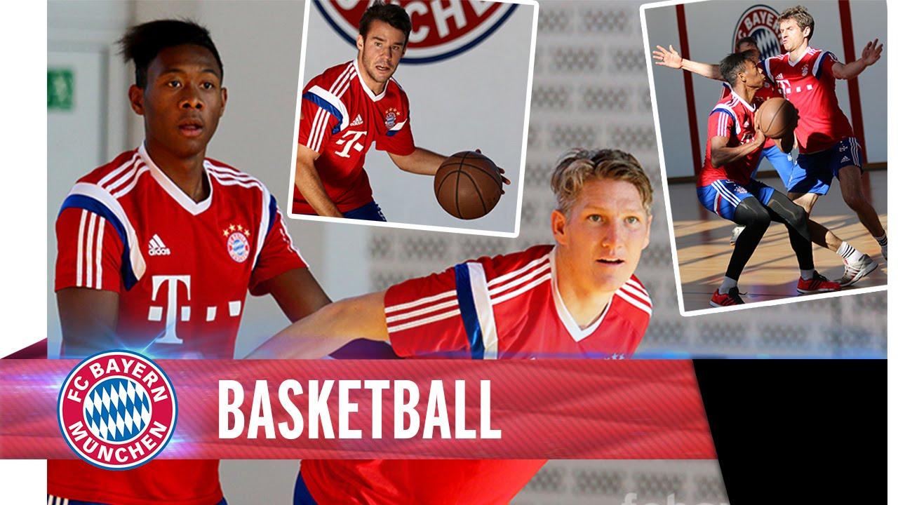 FC Bayern Shooting Hoops