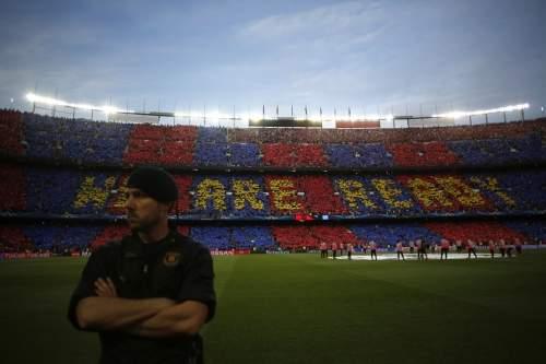 «Барселона» разгромила «Баварию» вЛиге чемпионов